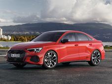 Audi S3, Uusi auto