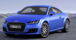 Audi TT, Immediately deliverable car