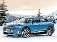 Audi e-tron, Immediately deliverable car