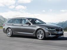 BMW 5-sarja, Uusi auto