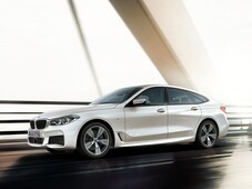 BMW 6-sarja, Immediately deliverable car