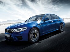 BMW M5, Immediately deliverable car