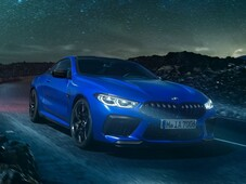 BMW M8, Immediately deliverable car