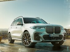 BMW X7, Immediately deliverable car