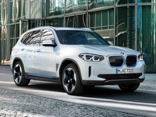 BMW iX3, Uusi auto