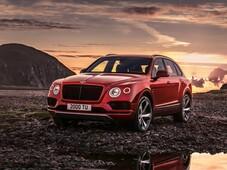 Bentley Bentayga, Uusi auto