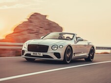Bentley Continental GT, Immediately deliverable car
