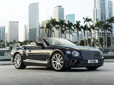 Bentley Continental GT, Uusi auto