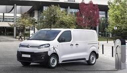 Citroën ë-Jumpy, Immediately deliverable car