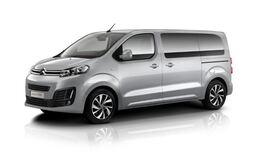 Citroën Spacetourer, Uusi auto