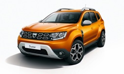 Dacia Duster, Immediately deliverable car