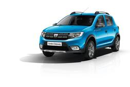 Dacia Sandero, Immediately deliverable car