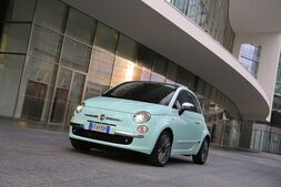 Fiat 500, Immediately deliverable car