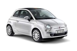 Fiat 500C, Immediately deliverable car