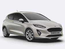Ford Fiesta Van, Immediately deliverable car