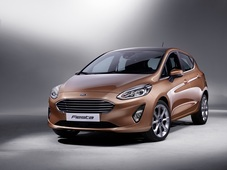 Ford Fiesta, Immediately deliverable car