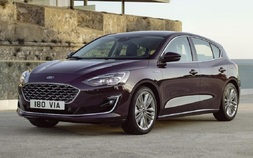 Ford Focus, Immediately deliverable car