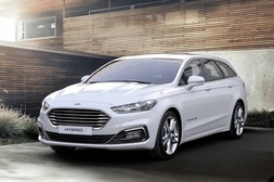 Ford Mondeo, Immediately deliverable car
