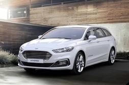 Ford Mondeo, Uusi auto