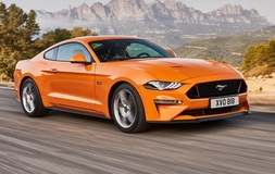 Ford Mustang, Immediately deliverable car