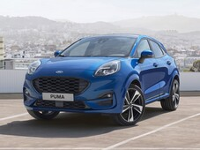 Ford Puma, Immediately deliverable car