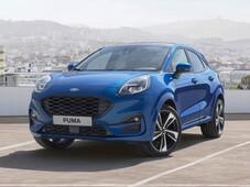 Ford Puma, Uusi auto