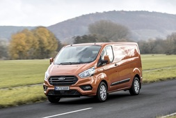 Ford Transit Custom, Immediately deliverable car