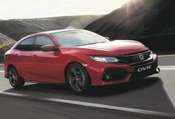 Honda Civic, Uusi auto