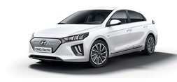 Hyundai IONIQ electric, Immediately deliverable car
