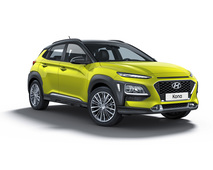 Hyundai Kona, Immediately deliverable car