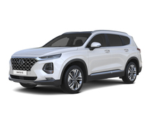 Hyundai Santa Fe, Immediately deliverable car