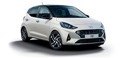 Hyundai i10, Immediately deliverable car