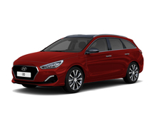 Hyundai i30 Wagon, Immediately deliverable car
