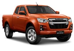 Isuzu D-Max, Immediately deliverable car