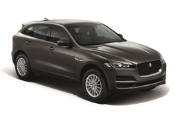 Jaguar F-PACE, Immediately deliverable car