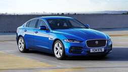 Jaguar XE, Uusi auto