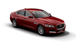 Jaguar XF, Immediately deliverable car