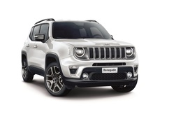 Jeep Renegade, Immediately deliverable car