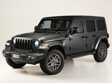 Jeep Wrangler, Immediately deliverable car