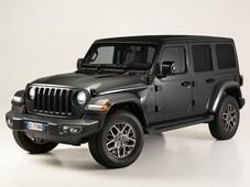 Jeep Wrangler, Uusi auto