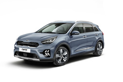 Kia Niro plug-in, Immediately deliverable car