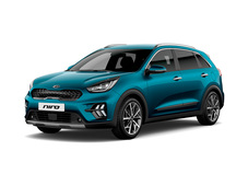 Kia Niro, Immediately deliverable car