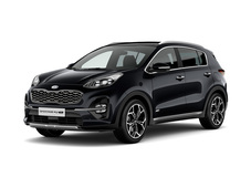 Kia Sportage, Immediately deliverable car