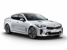 Kia Stinger, Immediately deliverable car