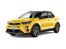 Kia Stonic, Immediately deliverable car