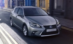 Lexus CT, Immediately deliverable car