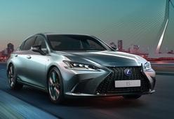 Lexus ES, Immediately deliverable car