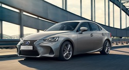 Lexus IS, Immediately deliverable car