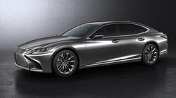 Lexus LS, Uusi auto