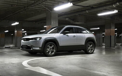 Mazda MX-30, Uusi auto